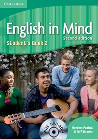 English in Mind 2. Student's Book with DVD-ROM