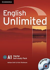English Unlimited. Starter. Self-study Pack (Workbook)
