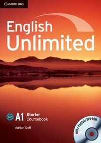 English Unlimited. Starter. Coursebook with e-Portfolio