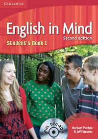 English in Mind 1. Student's Book with DVD-ROM