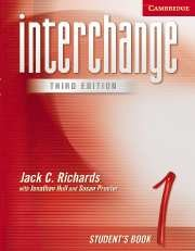Interchange 1 Student's Book