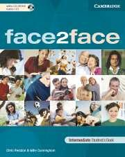 Face2Face Intermediate Student's Book with CD-ROM / Audio CD
