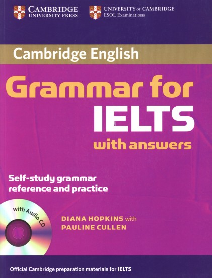 Cambridge Grammar for IELTS. Student's Book with Answers and Audio CD (Mixed media product)