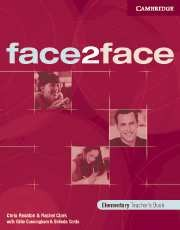 Face2Face Elementary Teacher's Book
