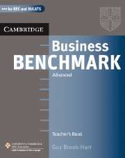 Business Benchmark Advanced Teacher's Resourse Book