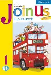 Join Us for English 1 Pupil's Book