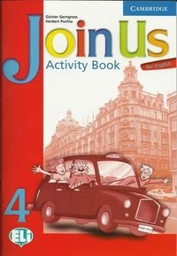 Join Us for English 4. Activity Book