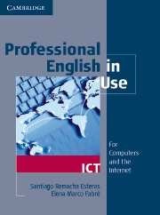 Professional English in Use ICT with answers