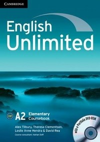 English Unlimited. Elementary. Coursebook with e-Portfolio