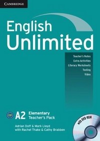 English Unlimited. Elementary. Teacher's Pack (Teacher's Book with DVD-ROM)