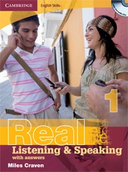 Cambridge English Skills: Real Listening and Speaking 1 with answers (+ 2 audio CDs)