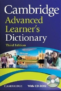 Cambridge Advanced Learner's Dictionary  Third edition