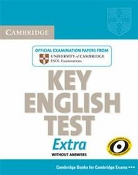 Cambridge Key English Test Extra Student's Book