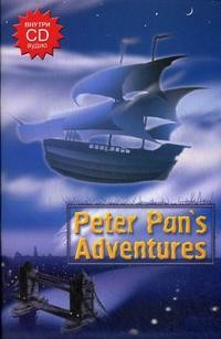 Peter Pan's Adventures (+ CD)