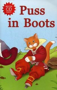 Puss in Boots (+ CD-ROM)