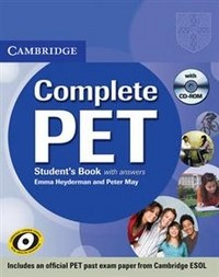 Complete PET Student's Book with Answers