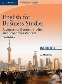 English for Business Studies. Student's Book
