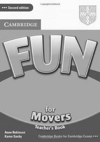 Fun for Movers. Teacher's Book