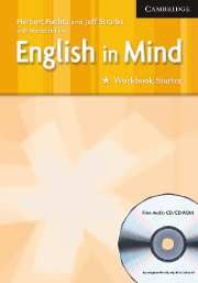 English in Mind Starter Workbook with audio-CD / CD-ROM Pack