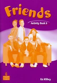 Friends. Activity Book 3