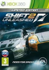 Need For Speed Shift 2 Unleashed. Limited Edition (Xbox 360)