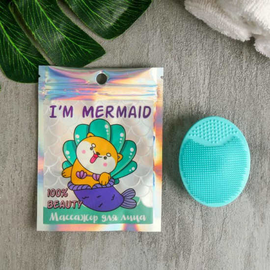 Массажер для лица «I am mermaid»