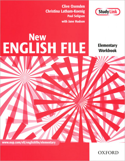New English File: Workbook Elementary level
