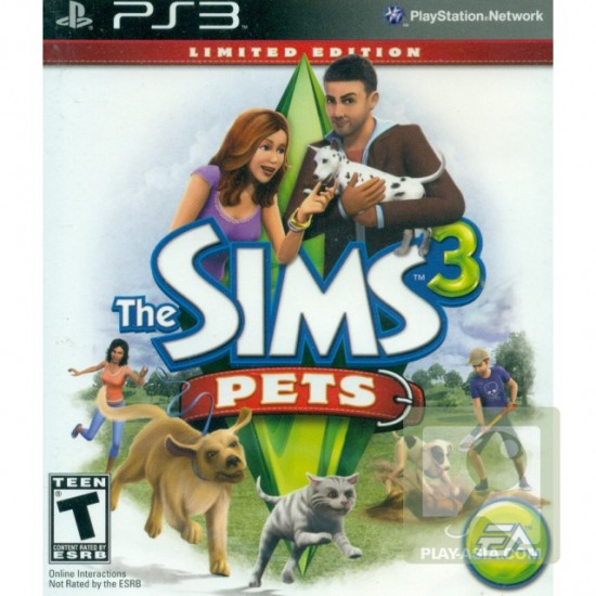 The Sims 3: Питомцы Limited Edition (PS3)