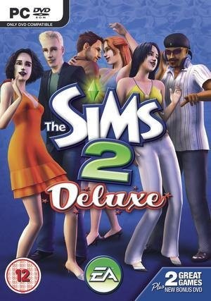 Sims 2. Deluxe