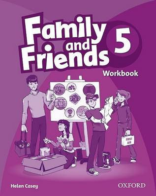 Family and Friends 5. Workbook