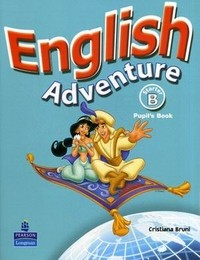 English Adventure. Starter B. Pupil's Book