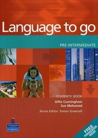 Language to go. Pre-Intermediate. Student's Book with Phrasebook