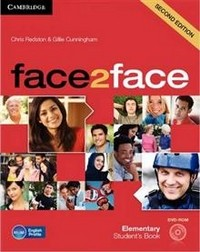 Face2Face. Elementary Student's Book with DVD-ROM