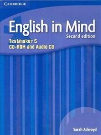 CD-ROM. English in Mind. Testmaker 5