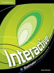 CD-ROM. Interactive. Testmaker 1