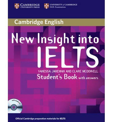 New Insight into IELTS Student's Book Pack + CD