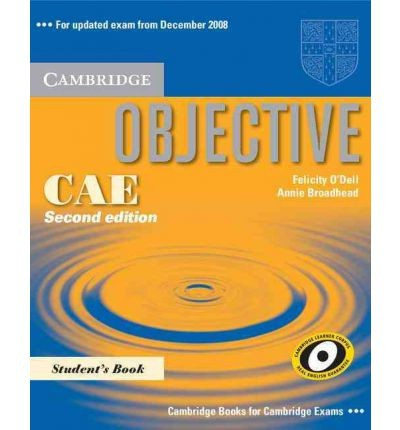 Objective CAE Student's Book