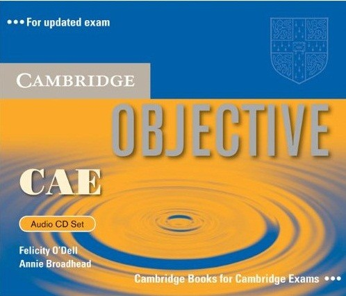 Audio CD. Objective CAE