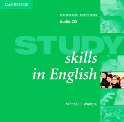 Audio CD. Study Skills in English