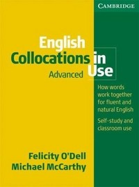 English Collocations in Use  (Advanced Edition with Answers)