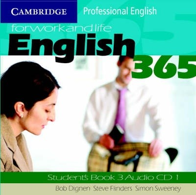Audio CD. English 365 (Level 3)