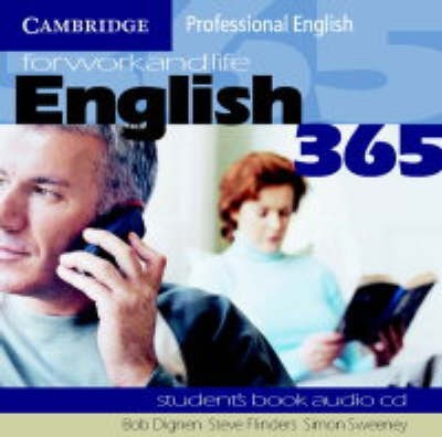 Audio CD. English 365 (Level 1)