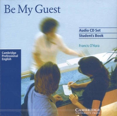 Audio CD. Be My Guest