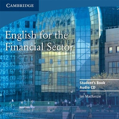 Audio CD. English for Financial Sector