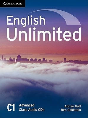 Audio CD. English Unlimited. Advanced