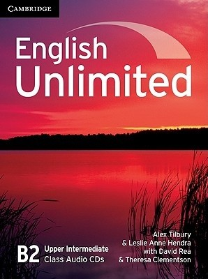 Audio CD. English Unlimited. Upper Intermediate