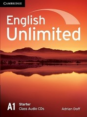 Audio CD. English Unlimited Starter Class Audio CDs (2)