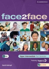 CD-ROM. Face2face. Upper Intermediate. Test Generator