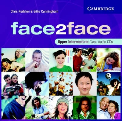 Audio CD. Face2face Upper Intermediate Class CDs (3)