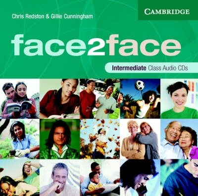 Audio CD. Face2Face Intermediate Class CDs (3)